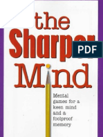 The Sharper Mind - Mental Games for a Keen Mind and a Fool Proof Memory