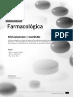 macrolidos y aminoglucosidos