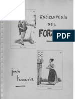 Juan Tamariz - Enciclopedia Del Forzaje
