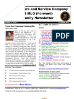 Family Newsletter HQSVC Co. October 2011