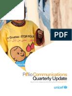 Polio Communications Update Sept 2011