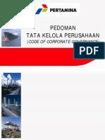 Pedoman Tata Kelola an PErtamina - IsO