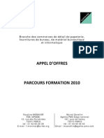 AGEFOS PME Cahier Des Charges FEB