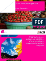 Le regard des Français sur l'agriculture et l'alimentation