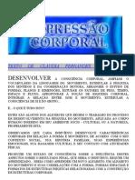 EXPRESSÃO CORPORAL