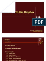 Jing Valdez How to Use Dropbox