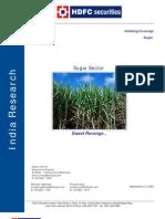 Sugar Sector Report1