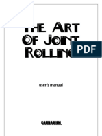 The Art of Joint Rolling