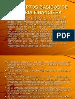 Conceptos Basicos de Teoria Financier A Clase 08 Sep 2011