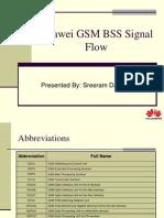 Huawei GSM BSS Signal Reliance)
