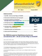 INFLATIONSSCHUTZ-BRIEF (Börsenbrief Börsenmagazin Anlegermagazin Magazin für Anleger) Nr.25/2011 | Euro-Krise