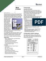 Zone Sensor LT460 - Technical Data