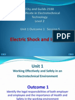 Outcome1 S5 Electric Shock