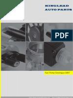 Fuel Pump List 2007