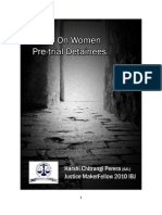 JusticeMaker 2010 Study on Women Pre trial Detainees in Sri Lanka