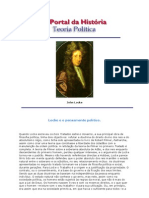 Filosofia Politica de John Locke