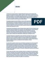 Economia Cafeeira - Rainer Sousa
