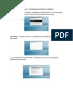 RESERVAS Y DENEGACIONES DHCP EN DEBÍAN