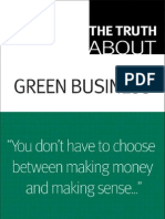 The Truth About Green Business
