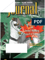 Painters and Allied Trades Journal - April/June 2011