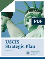 USCIS - Strategic Plan 2008-2012