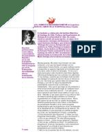 Maturana Romesin H - Biologia Del Conocer - Confer en CIA