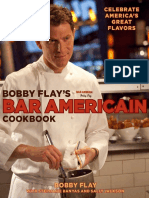 Recipes From Bar Americain by Bobby Flay