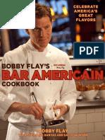 Recipes From Bar Americain by Bobby Flay
