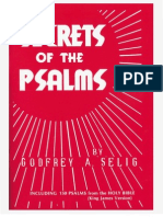 Godfrey Selig - Secrets of the Psalms