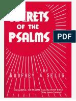 Godfrey Selig - Secrets of the Psalms