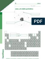EM Unidad 02 El átomo y la tabla periódica