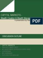 Capital Markets-Rakesh Jhunjhunwala