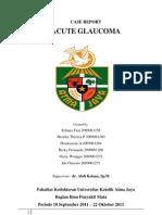Presentasi Kasus Glaukoma Akut