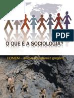 1.O que é a Sociologia