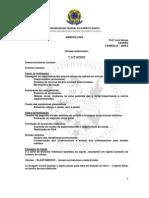 josiseixas-EMBRIOLOGIA, resumo das aulas para farmácia