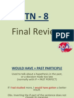 Tn8 Final Review