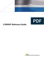 CFRONT Reference Guide