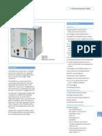 6MD63xx Catalog SIP-2008 En