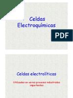 Celdas Electroltica [Modo de ad