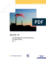 Life Management and Maintenance_Baltica