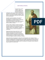 Biografia Sobre San Pedro y San Pablo