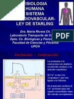 Ley de Starling y Flujo Humano 2006-1