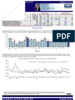 Market Action Report - Milford Aug 2011