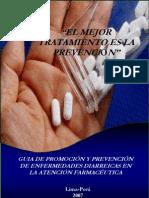 Prevención y Promoción AntiEDAS