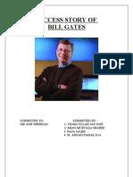 24804314 Success Story of Billgates