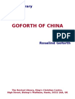 Goforth of China - Rosalind Goforth