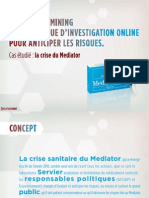 ETUDE Mediator Conversationnel 1309