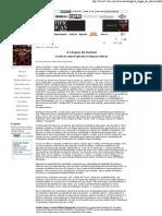 A Língua de Darwin - Scientific American Brasil