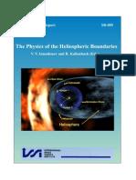 The Physics of Heliospheric Bounadaries by v.v Izmodenov & R