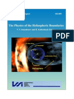 The Physics of Heliospheric Bounadaries by v.v Izmodenov & R